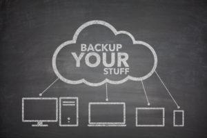 Værn om dine data – tag backup